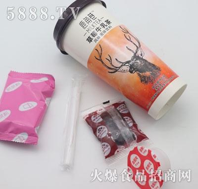草莓牛乳茶105g