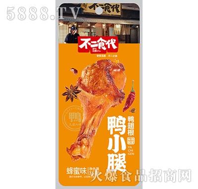 不二食代鸭小腿鸭翅根蜂蜜味35g产品图