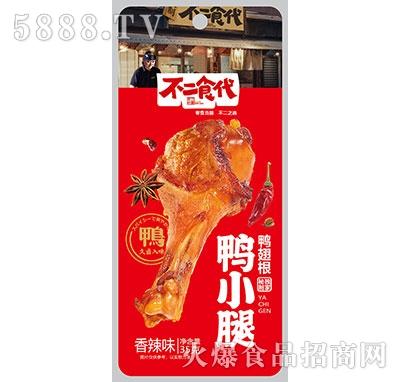 不二食代鸭小腿鸭翅根香辣味35g产品图
