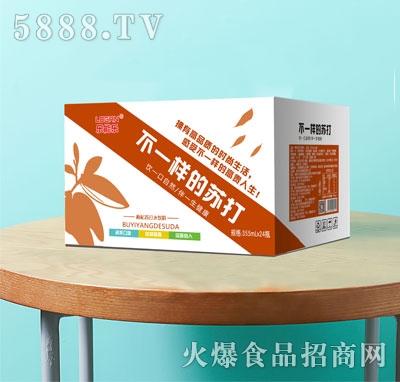 乐能乐枸杞苏打水饮料355mlX24