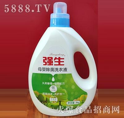 强生母婴除菌洗衣液3kg