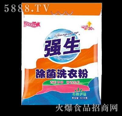 强生除菌洗衣粉1218g