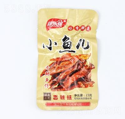 康乐缘香辣鱼仔15g