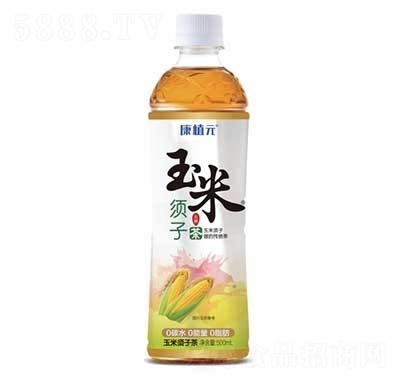 康植元玉米�子茶500ml