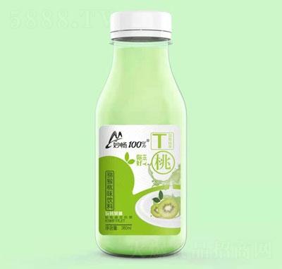 妙畅猕猴桃味饮料360ml