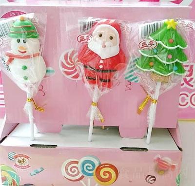 纵享棒棒糖(圣诞老人)