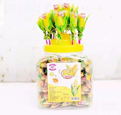 纵享玉米糖12gX100支