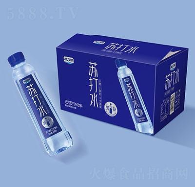 加力健苏打水饮料400mlx24瓶