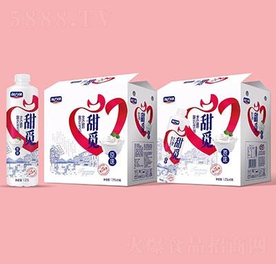 加力健甜觅发酵酸奶饮品原味1.25Lx6瓶