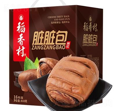 稻香村巧克力味脏脏包16枚