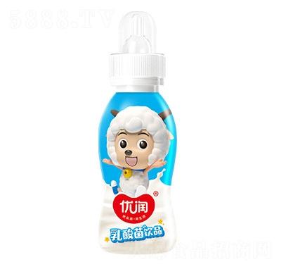 优润乳酸菌饮品原味200ml奶嘴瓶