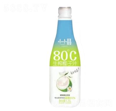 小小�生榨椰子汁(瓶)