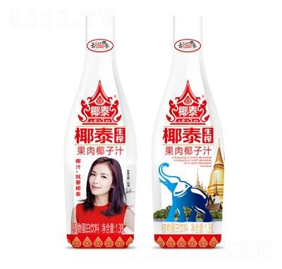 1.38L椰泰椰子汁喜庆版
