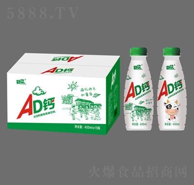 好梦AD钙原味风味饮品450mlX15