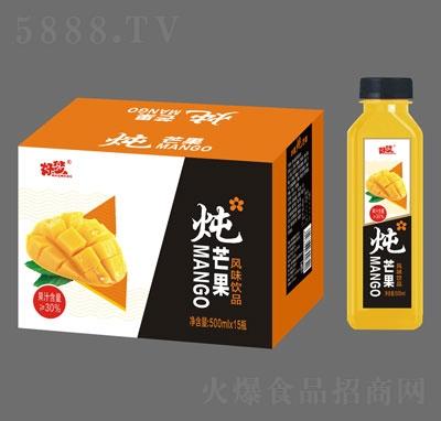 好梦炖芒果风味饮品500mlX15