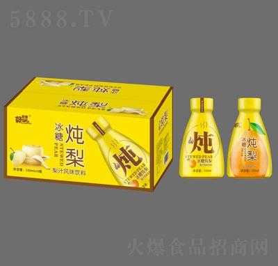 好梦冰糖炖梨梨汁风味饮品350mlX15