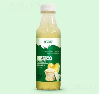 玉川果先生银耳炖雪梨梨汁饮料500ml
