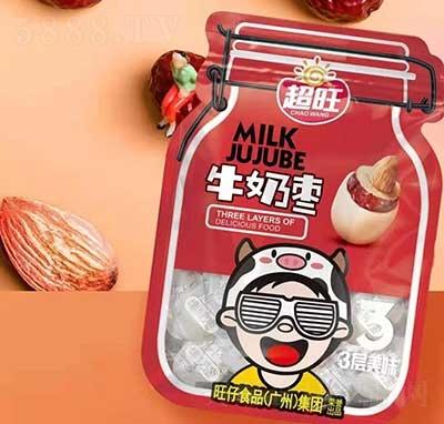 超旺牛奶枣