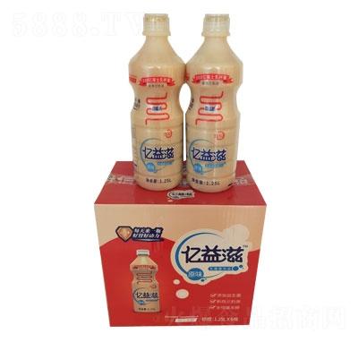 亿益滋乳酸菌饮品原味1.25LX6