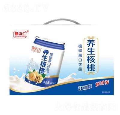驿中仁养生核桃植物蛋白饮品