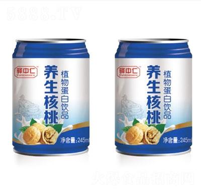 驿中仁养生核桃植物蛋白饮品245ml(罐)