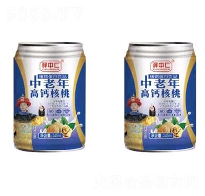 驿中仁中老年高钙核桃植物蛋白饮品245ml