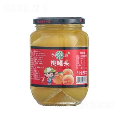 宇龙桃罐头510g