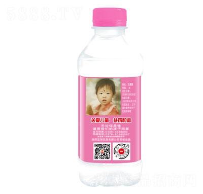 蓝翔宝贝回家无汽苏打果味饮料375ml(王曼曼)