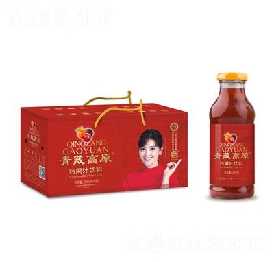 青藏高原钙果汁饮料300mlX10