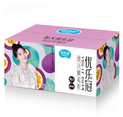 优乐冠百香果果汁饮料610mlX15