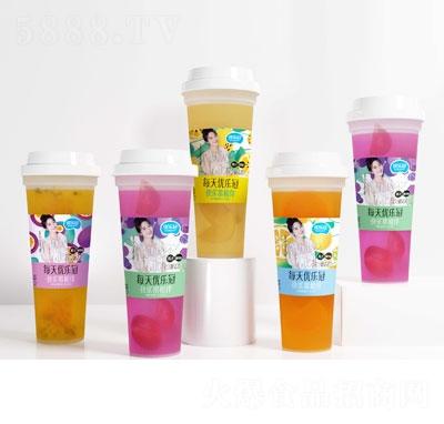 优乐冠果汁饮料