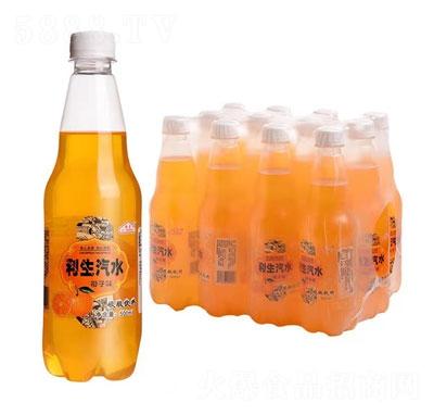 利生汽水橙子味