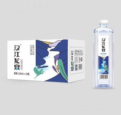 江汉龙泉饮用天然泉水520mlX24产品图
