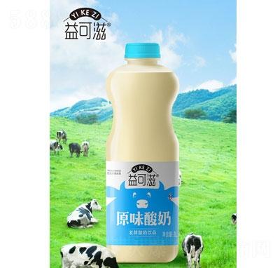 益可滋原味酸奶发酵酸奶饮品1L