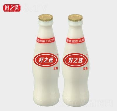 好之选豆奶塑料瓶产品图
