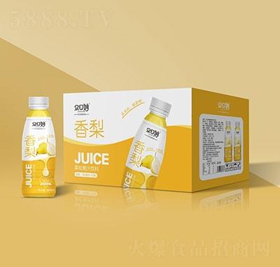 �口妙香梨果粒果汁�料500mlx15瓶