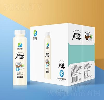 �口妙椰子牛奶乳味�料400mlx15瓶