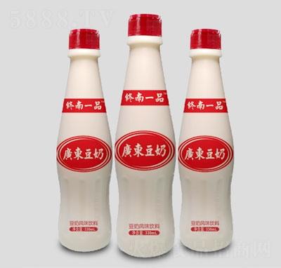 终南一品广东豆奶330ml产品图
