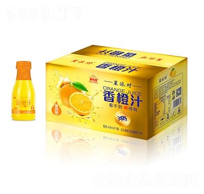 维他星香橙汁发酵果汁饮料428mlx15瓶