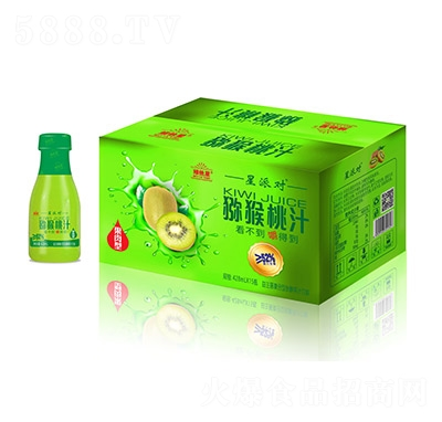 维他星猕猴桃汁发酵果汁饮料428mlx15瓶