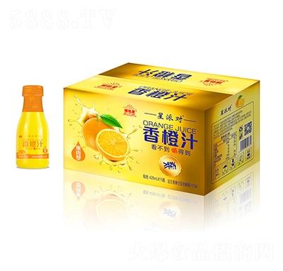 维他星香橙汁发酵果汁饮料428mlx15瓶箱