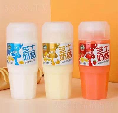 伊思特芝士奶昔乳味饮料