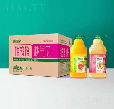 梦果园复合果汁饮料2.5LX6