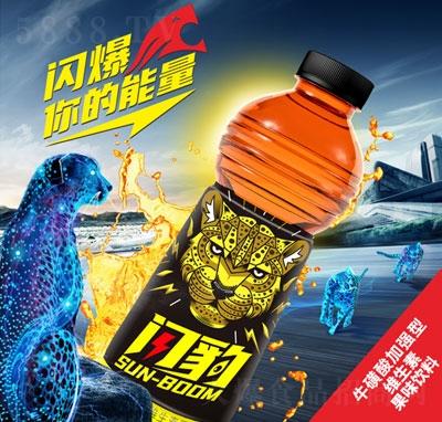 闪豹牛磺酸加强型维生素果味饮料(瓶)