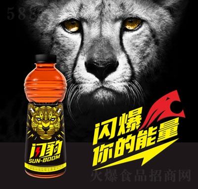 闪豹牛磺酸加强型维生素果味饮料(瓶装)