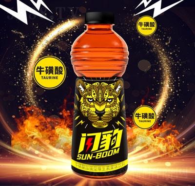 闪豹牛磺酸加强型维生素饮料