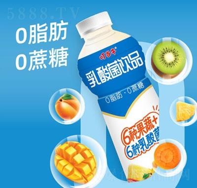 叮当牛乳酸菌饮品(瓶装)