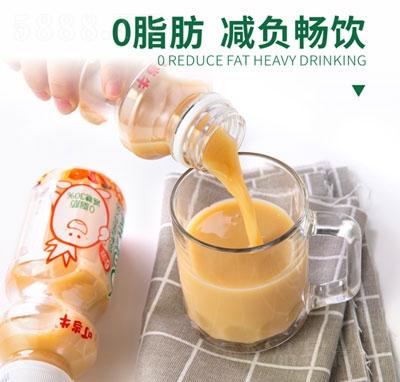 叮当牛6果蔬乳酸菌饮品(瓶子)