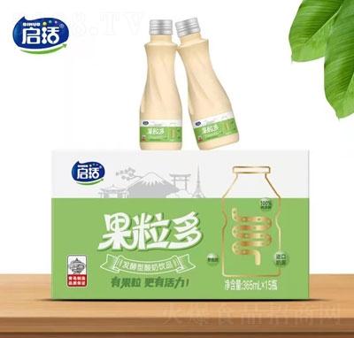 启活发酵型酸奶饮品365mlX15