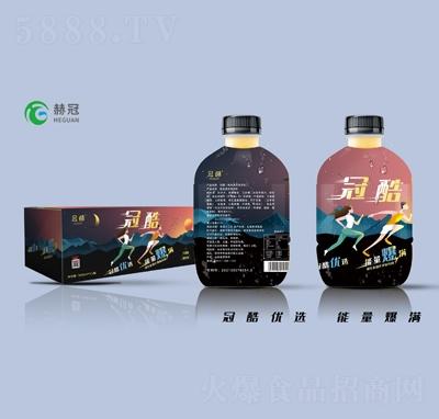 冠酷维生素风味能量饮料